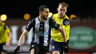 Nabil Bentaleb - Newcastle United