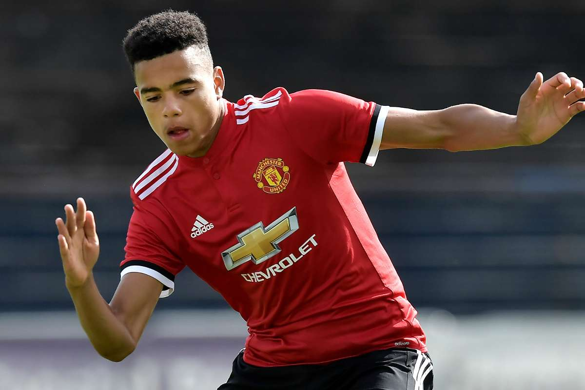 Who Is Mason Greenwood The Latest Man Utd Academy Star Making A Name For Himself Goal Com