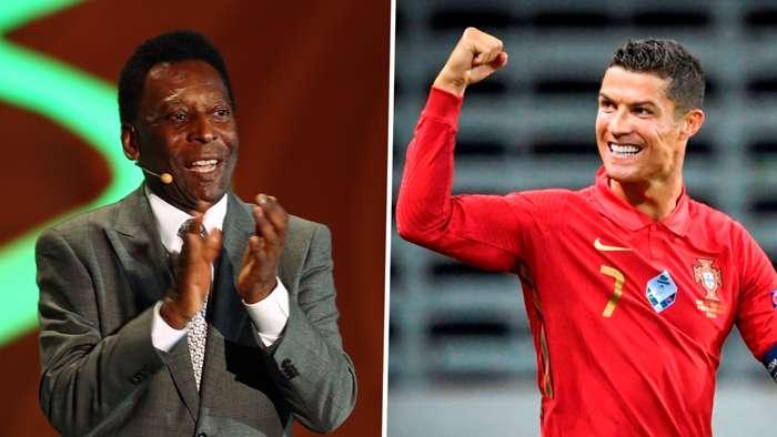 Pele/Ronaldo