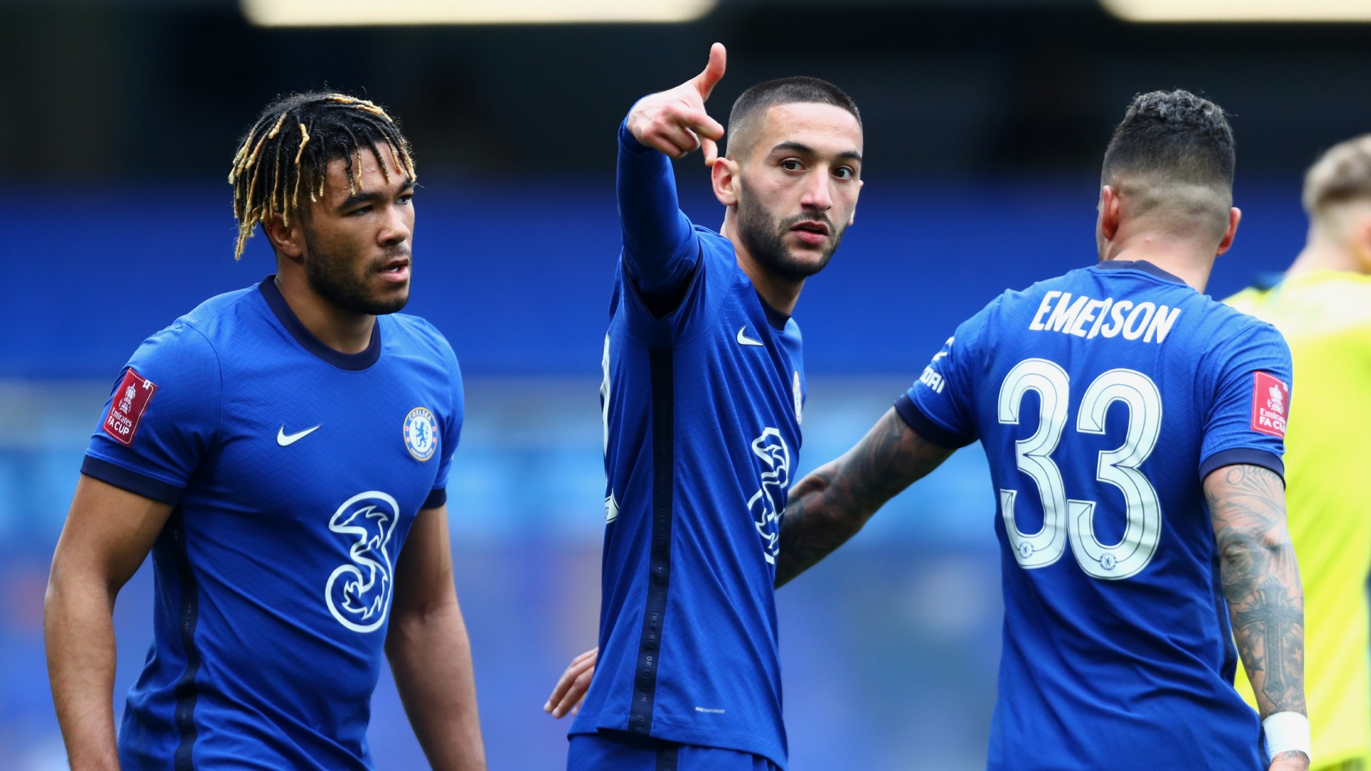 Ziyech: Chelsea will 'do everything' to beat Manchester City in FA Cup semi-finals