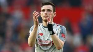 Andy Robertson Liverpool 2019