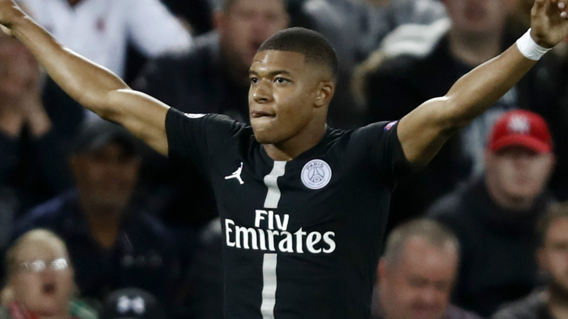 Kylian Mbappe PSG Paris Saint-Germain 2018-19
