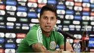 Carlos Salcedo Selección mexicana 151019