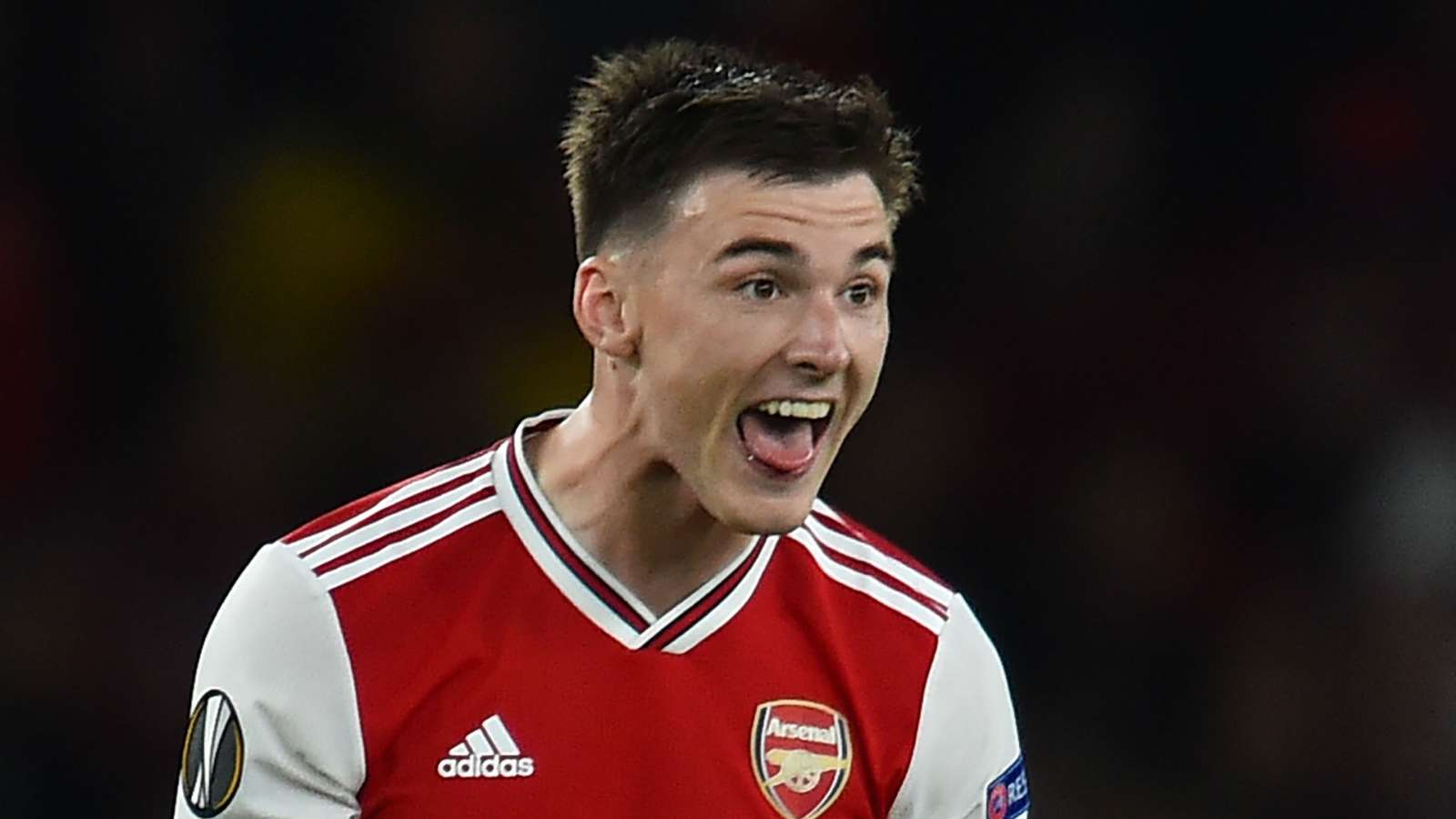 Kieran Tierney Arsenal 2019-20
