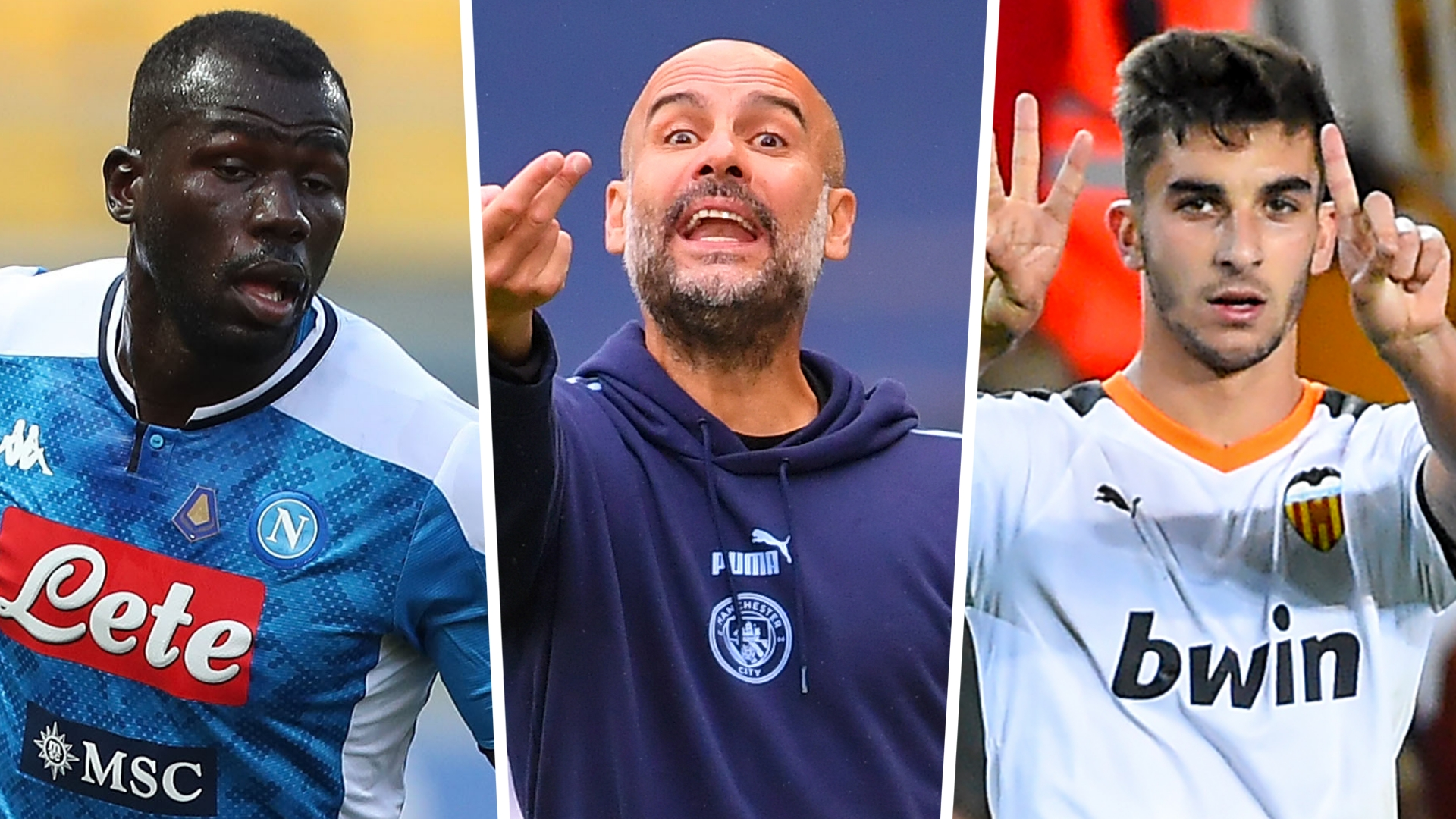 คูลิบาลี, เฟร์ราน ตอร์เรส? เจาะแผนตลาดนักเตะแมนฯ ซิตี้ 2020 | Goal.com