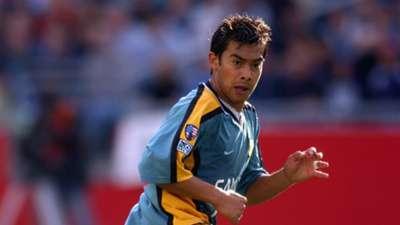 Carlos Ruiz MLS LA Galaxy 10202002