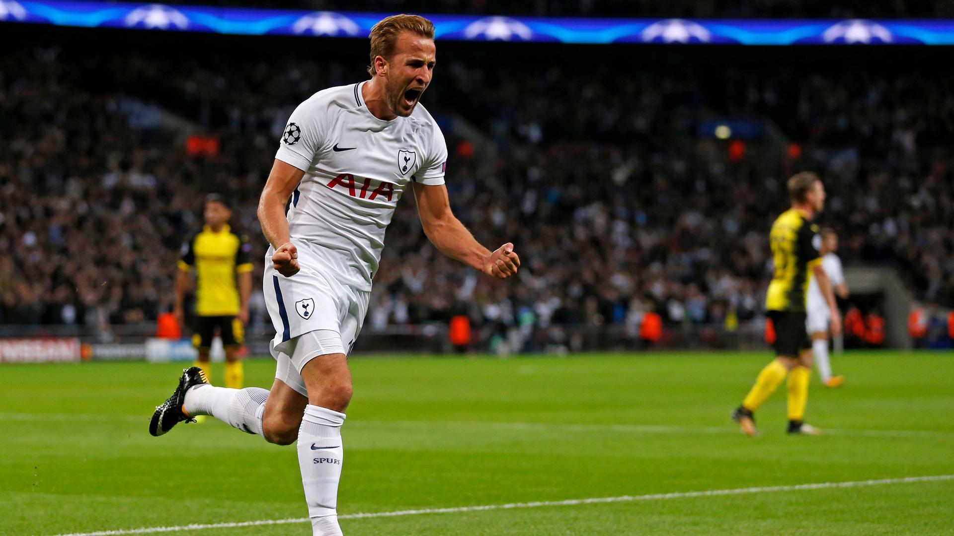 Tottenham Hotspur Programm UEFA CL 2017//18 Borussia Dortmund