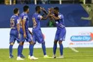 Mumbai City Chennaiyin ISL