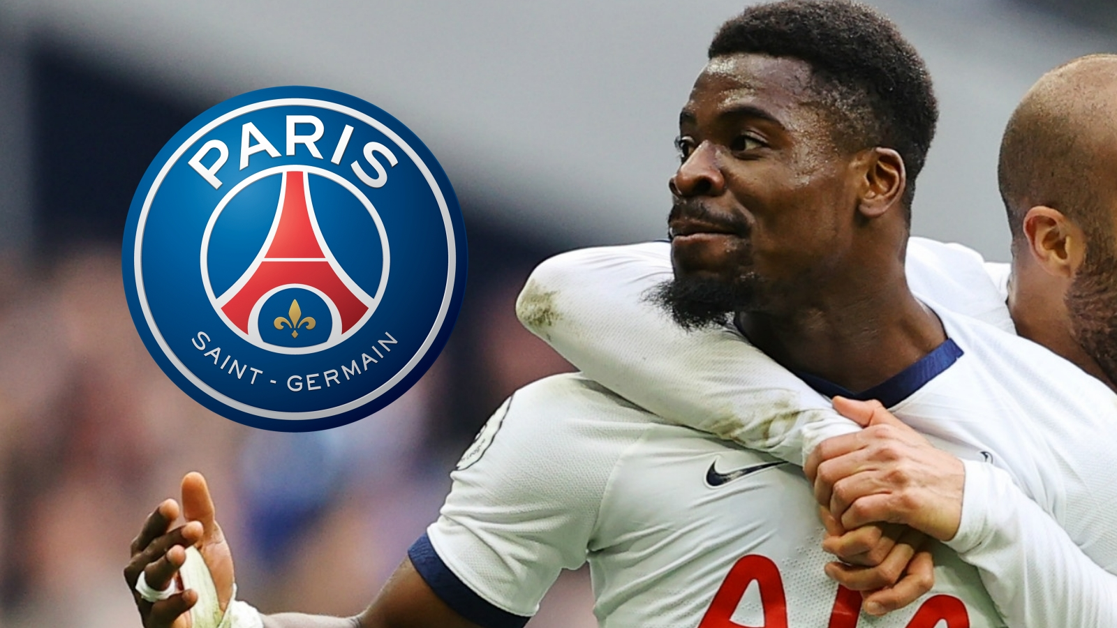 Aurier: My time at Tottenham is up and I want PSG move