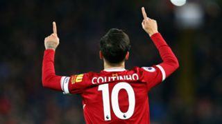 Philippe Coutinho Liverpool Swansea