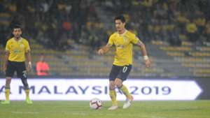 Brendan Gan, Perak v Pulau Pinang, Malaysia Cup, 17 Aug 2019