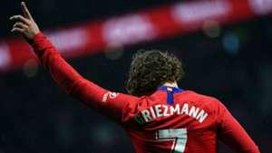 Atletico Madrid Antoine Griezmann