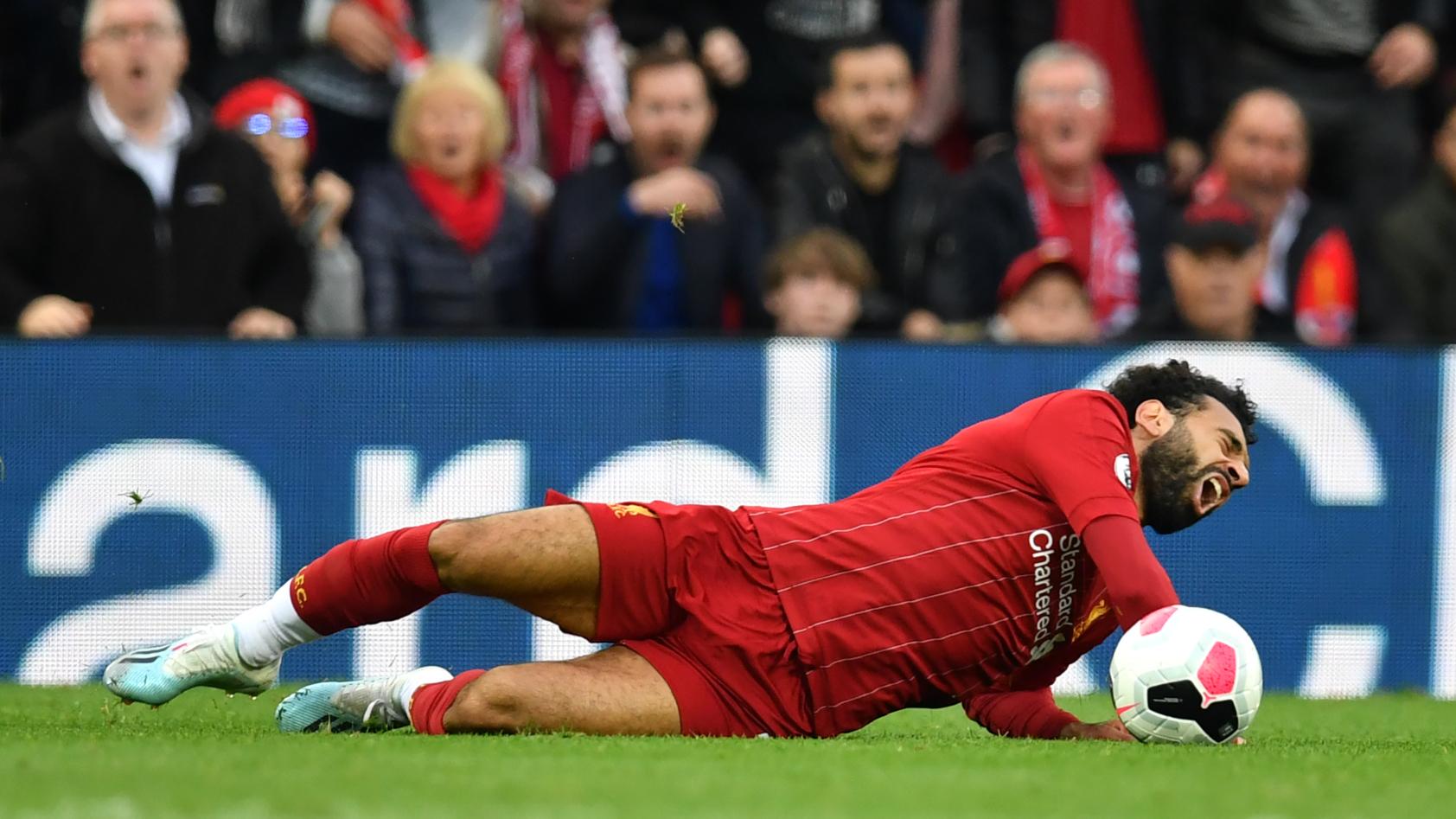 Manchester United Vs Liverpool Mohamed Salah Absen Jurgen