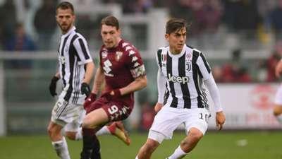 Paulo Dybala Juventus Torino