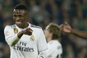 Vinicius Real Madrid LaLiga