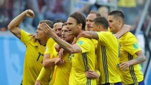 Sweden celebrate 2018