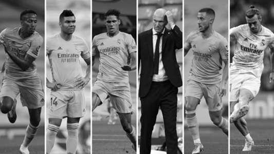 Los señalados en la eliminación del Real Madrid de la Champions League ante el Manchester City | Goal.com