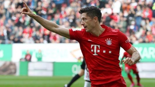 FC Bayern: Robert Lewandowski stellt Aubameyang-Bestmarke ein
