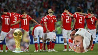 Russia World Cup GFX