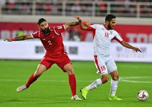 سوريا - الأردن