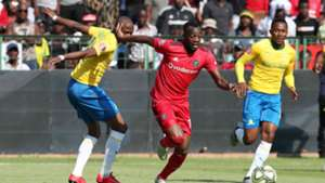 Mamelodi Sundowns v Orlando Pirates, November 2018