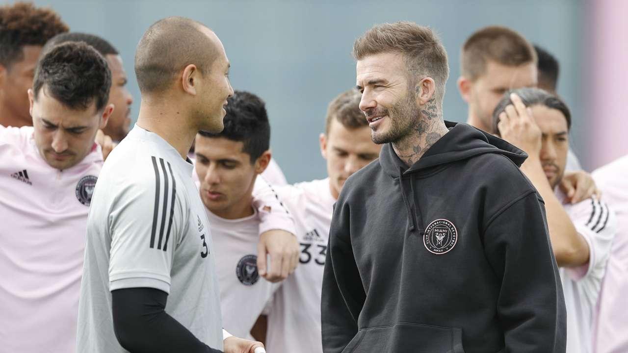 Beckham Inter Miami 2020