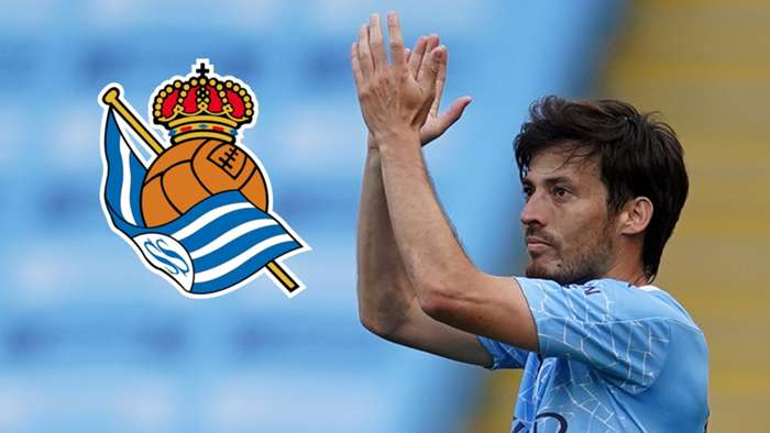 David Silva, Real Sociedad badge