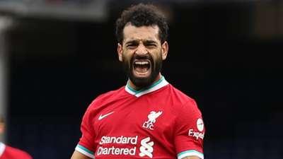 Mohamed Salah, Liverpool 2020-21