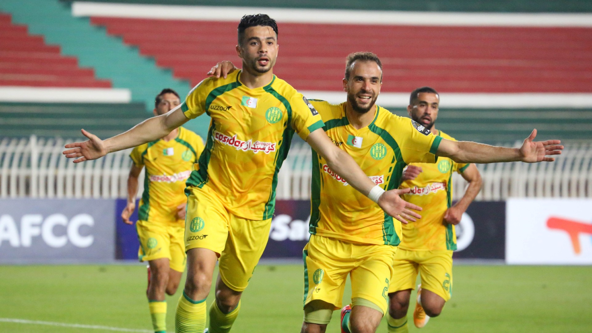 Caf Confederation Cup: JS Kayblie and Raja Casablanca qualify for final