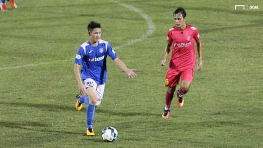TRỰC TIẾP THỂ THAO TV Sài Gòn vs Than Quảng Ninh. Link xem Sài Gòn vs Than Quảng Ninh. Trực tiếp bóng đá hô...