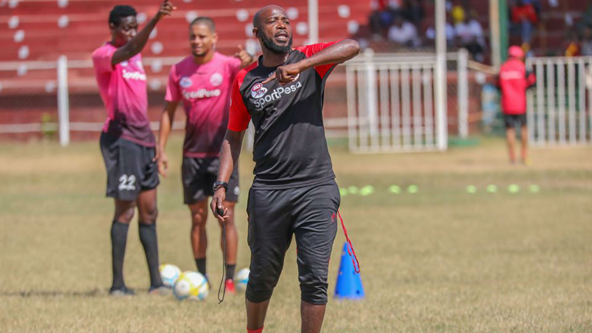 Matola and four coaches who can replace Vandenbroeck at Simba SC