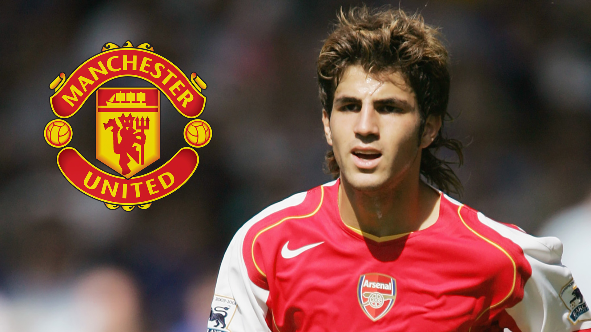 Fabregas reveals Man Utd tried to sign him at 15 & lack of trophies led to Arsenal exit