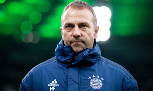 Hans-Dieter Flick Bayern Munchen Coach
