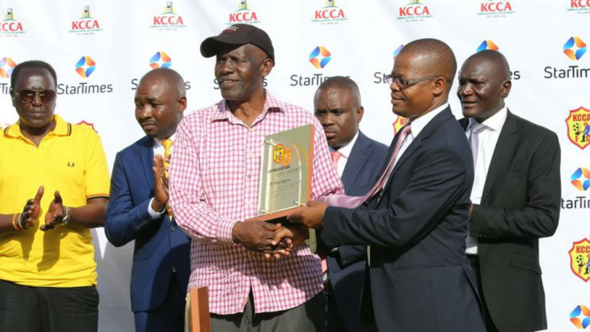 Kirunda: Nyamweya leads Kenyans to mourn Ugandan legend