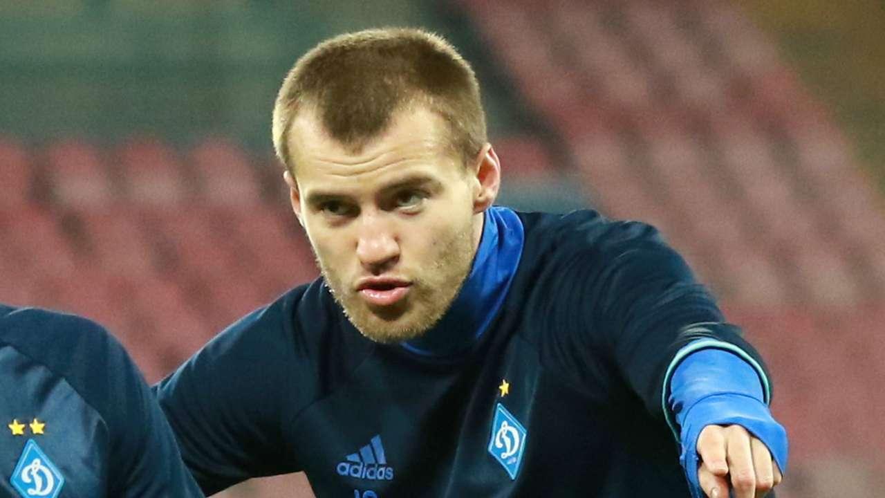 Andriy Yarmolenko Dynamo Kiev