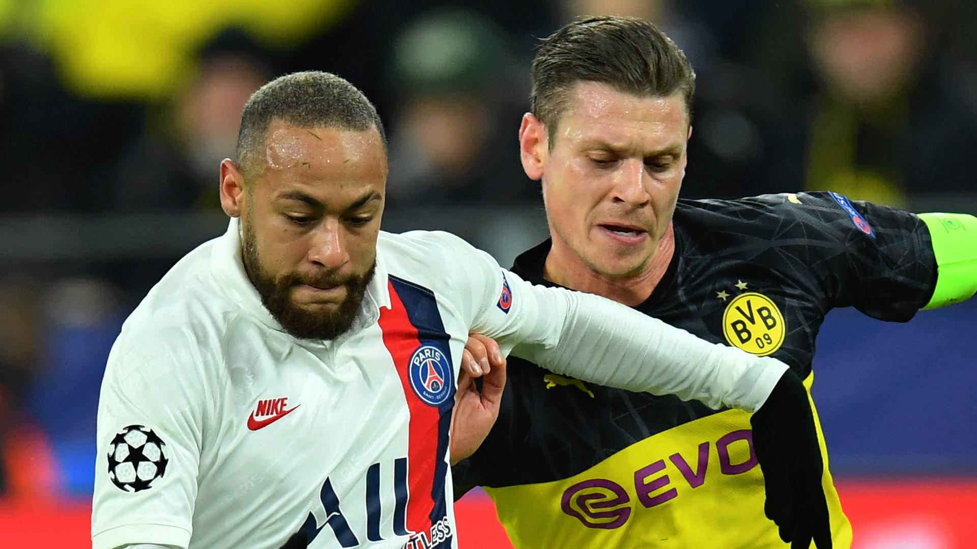 Dortmund-PSG (2-1) : Neymar, un éclair dans la grisaille
