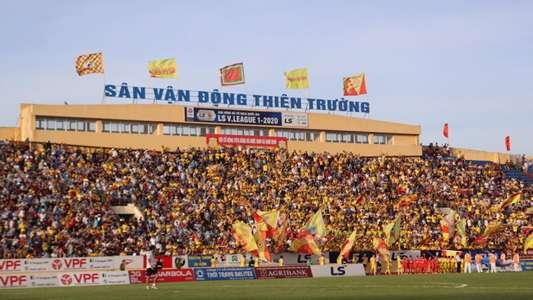 (V.League) Nam Định bị phạt tiền vì băng-rôn chỉ trích Trưởng ban trọng tài | Goal.com - xổ số ngày 19102019
