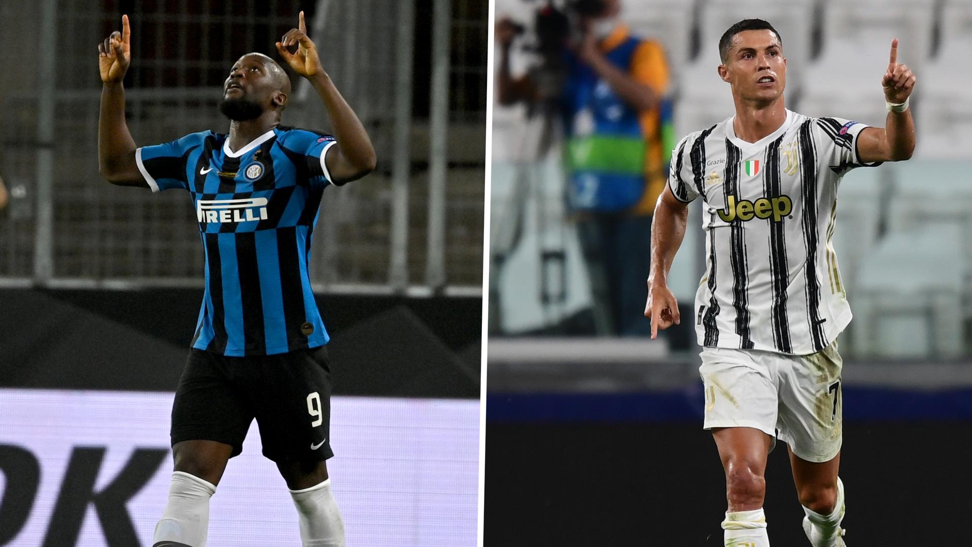 Lukaku matches Ronaldo with Europa League final strike for Inter