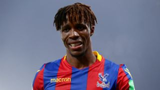 Wilfried Zaha Crystal Palace