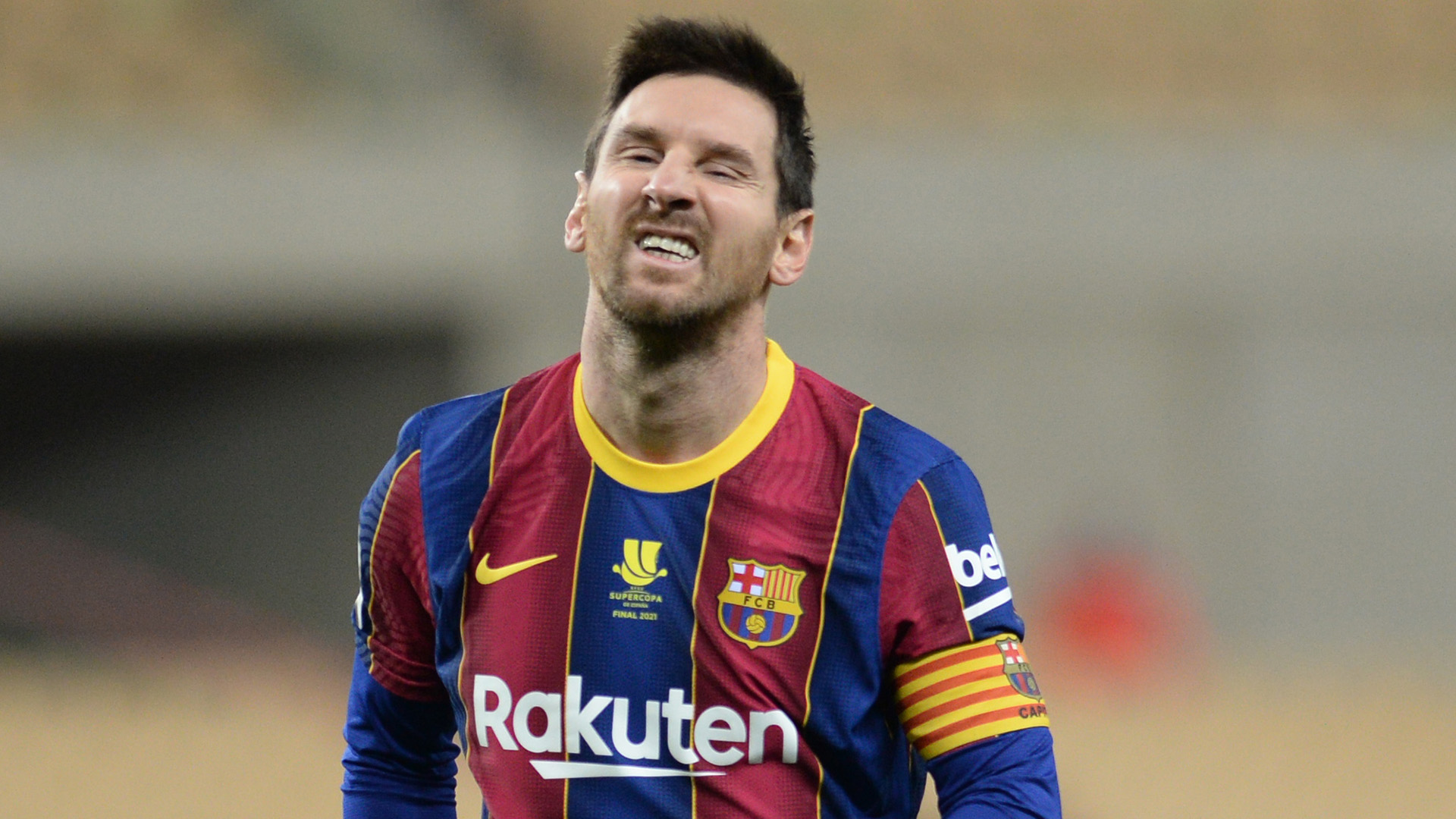 Bartomeu denies leaking Messi's contract