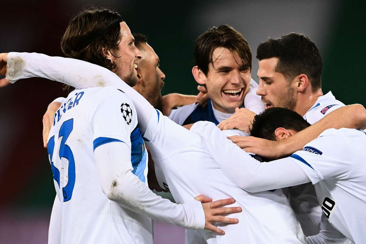 Atalanta Permalukan Liverpool Goal Com