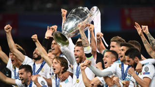 Real Madrid Champions League 2018