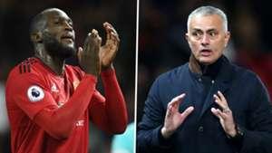 """Manchester United - Lukaku : """"Mourinho n'avait pas les joueurs qu'il voulait"""""""