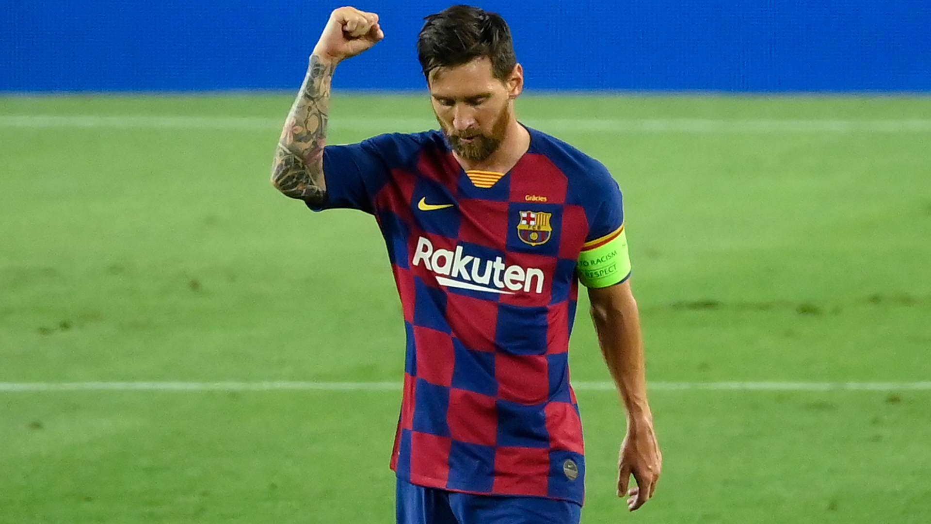 Barcelona is a Champions League outsider, but with Messi it always has a chance