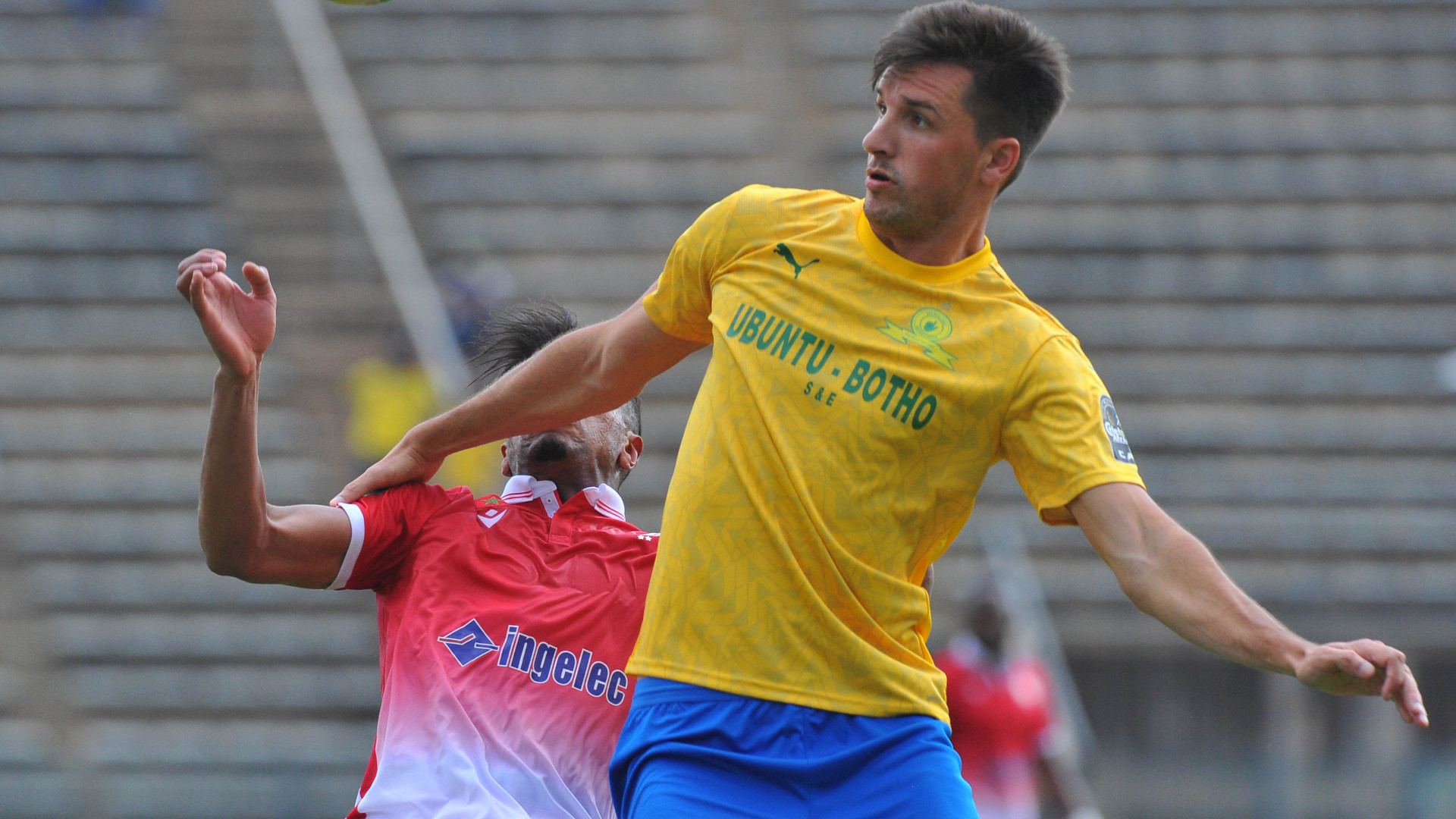 I want to get back to doing what I love the most - Mamelodi Sundowns' Affonso