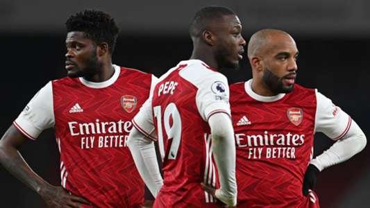 Arsenal stars hold training ground talks over Super League plans   Goal.com