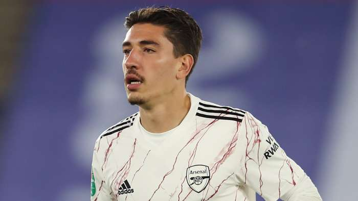 Hector Bellerin Arsenal 2020-21