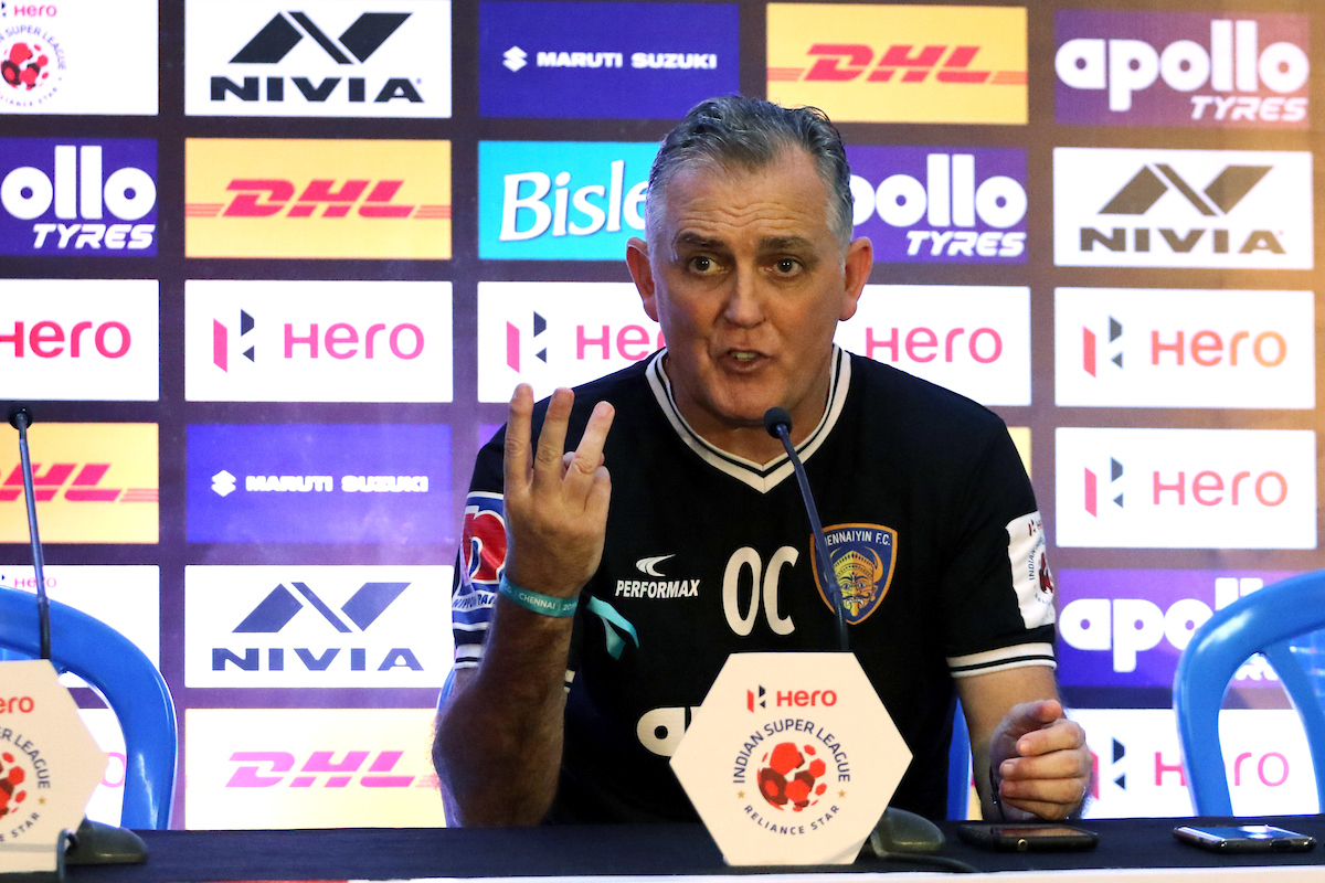 Owen Coyle - Anirudh Thapa is the best Indian midfielder in the ISL