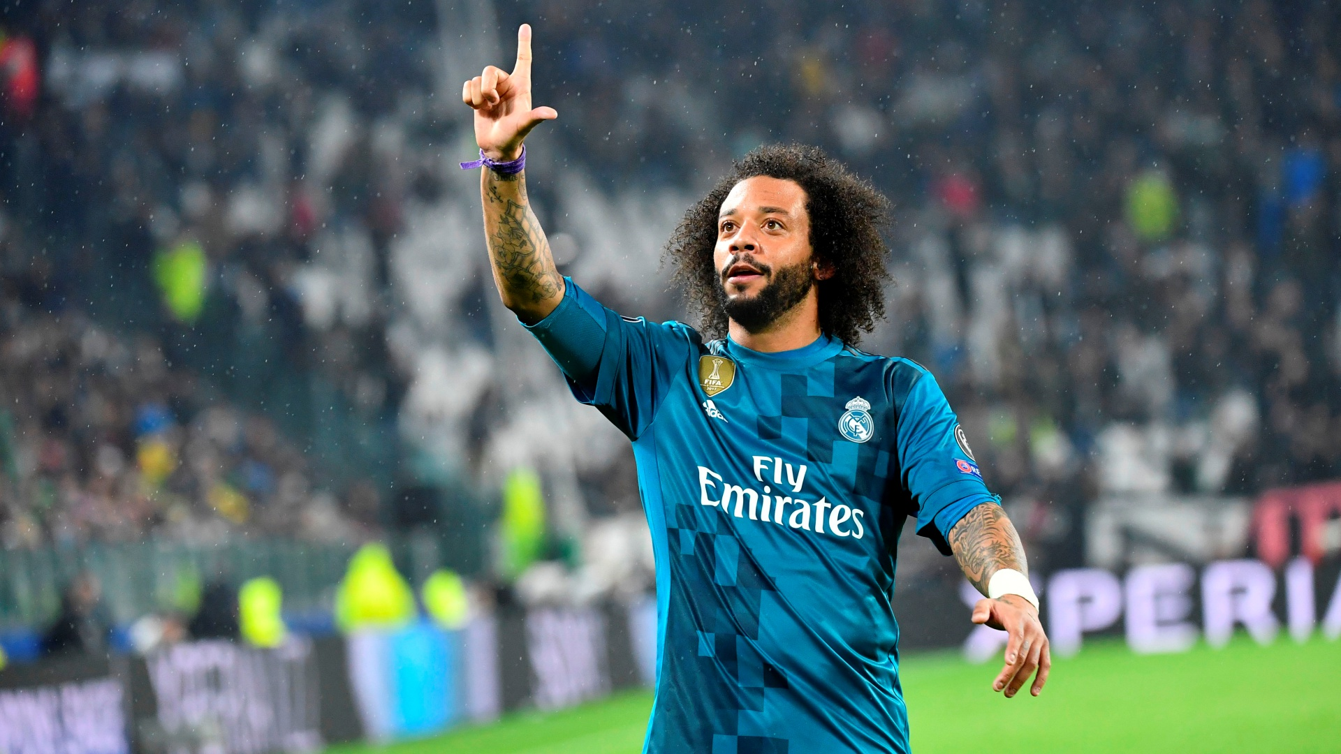 Marcelo Real Madrid 2018-04-03