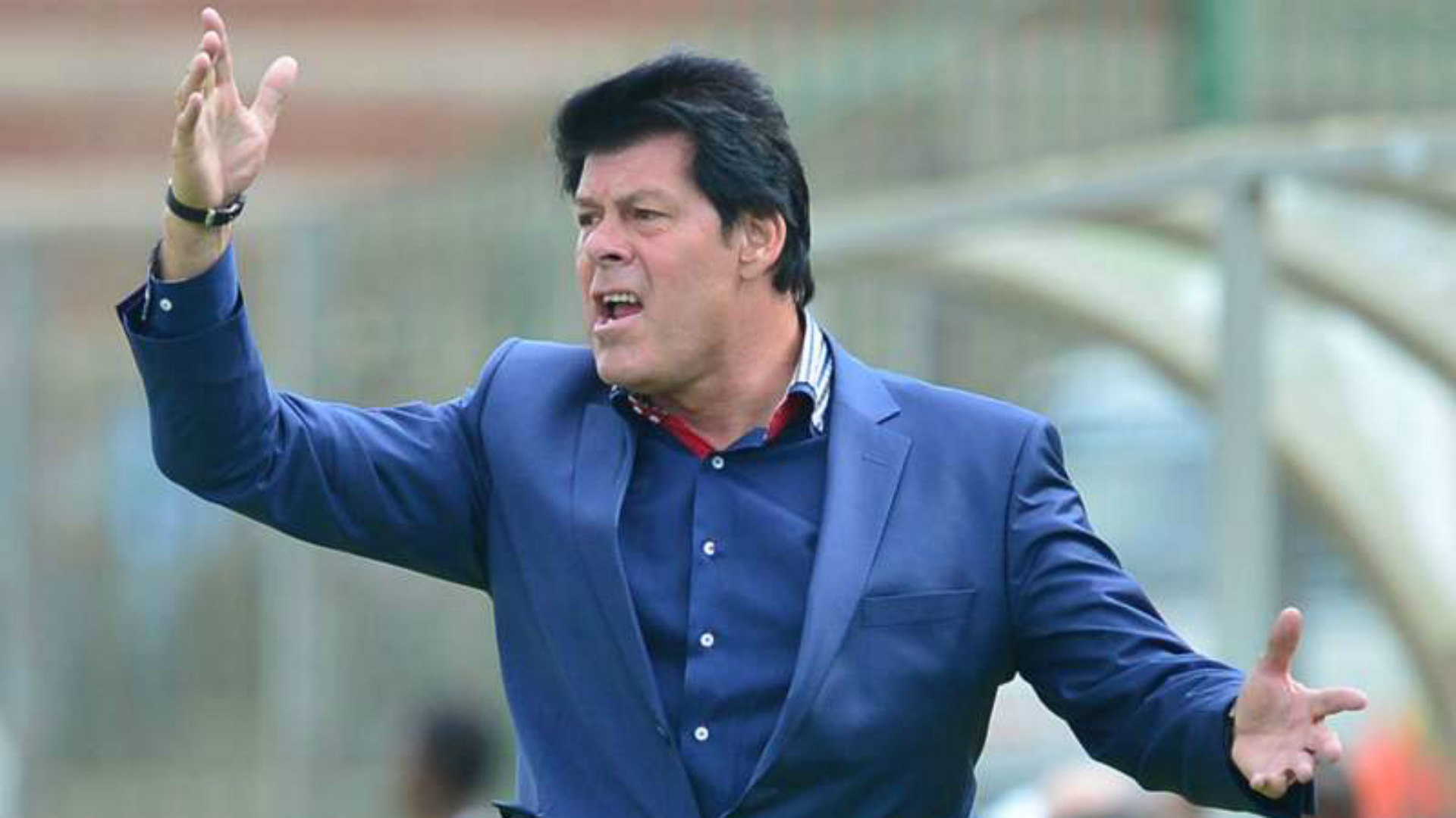 Eymael: Simba SC will not beat Yanga SC with me at the helm
